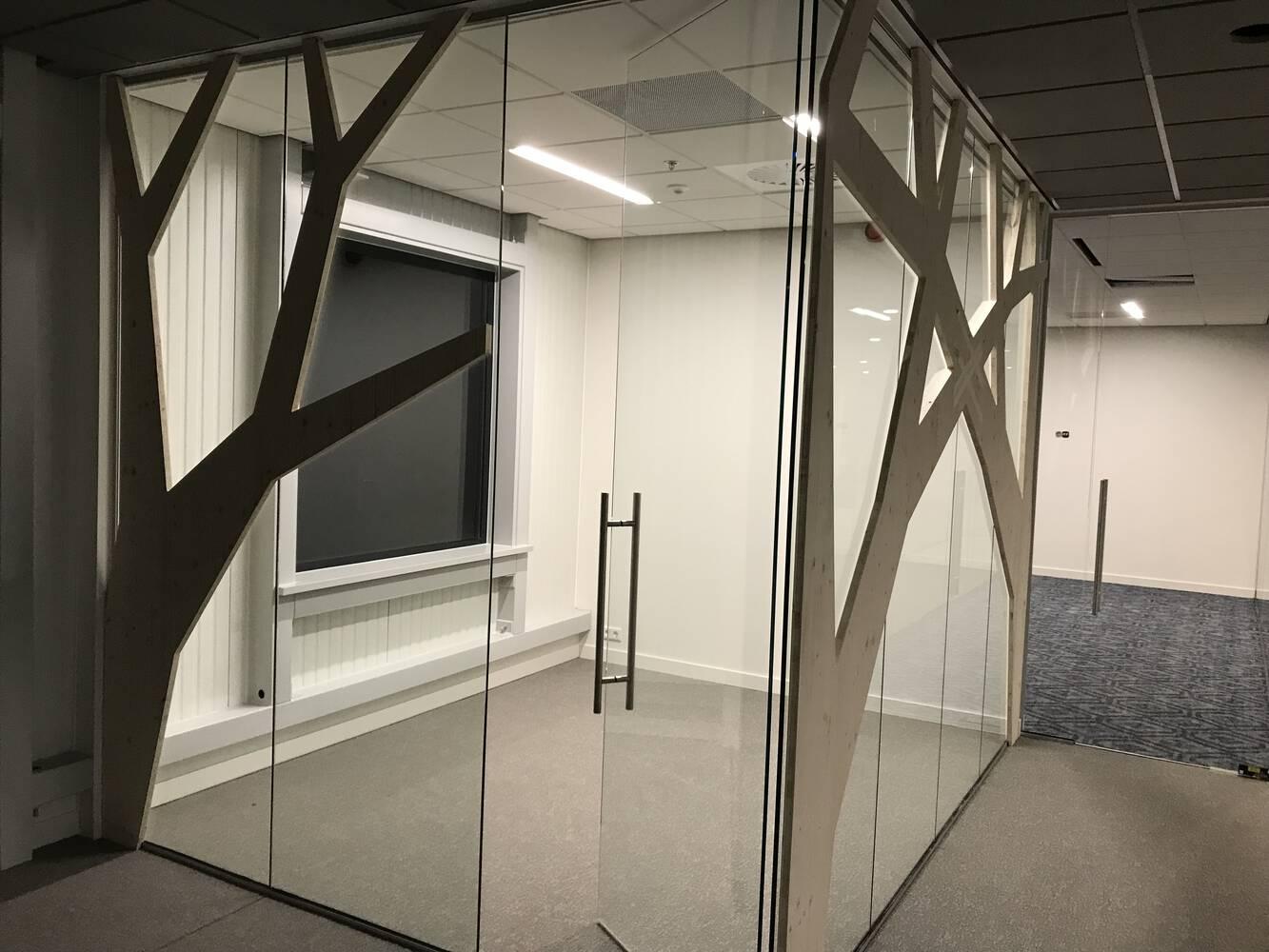 Lichtsterktemetingen kantoorpand te Wijchen
